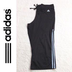Adidas Vintage 3-Striped Capri